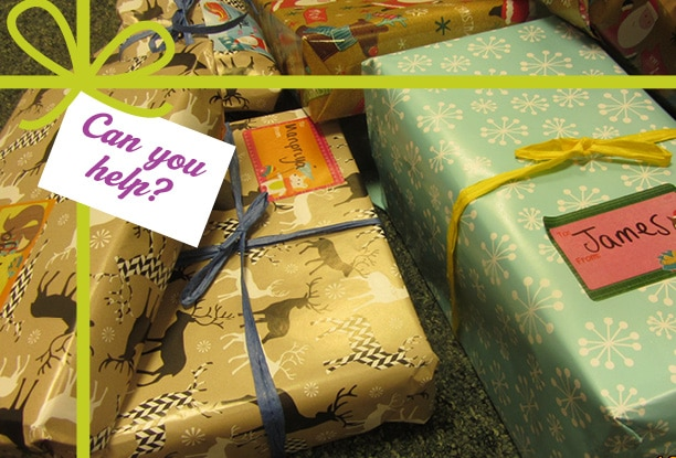 Do you have any festive gifts you could donate to the women and children in our safe houses?